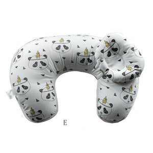 2Pcs Nursing Support Pillow Breastfeeding Pregnancy Maternity Pillow Cuddle Baby Mom Nursing - OurKids.Shop