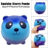 Starry Cute 11cm Panda Baby Cream Scented Squishy Slow Rising Squeeze Kids Toy - OurKids.Shop