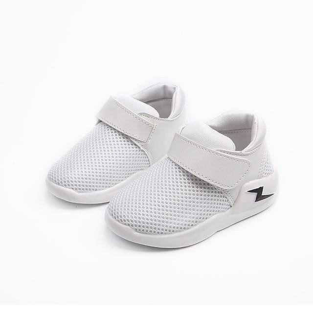 Mesh Children Shoes 2018 Summer Fashion Footwear Baby Toddler Breathable Net Girls Boys Sport Shoe Non-slip Kids Sneakers - OurKids.Shop