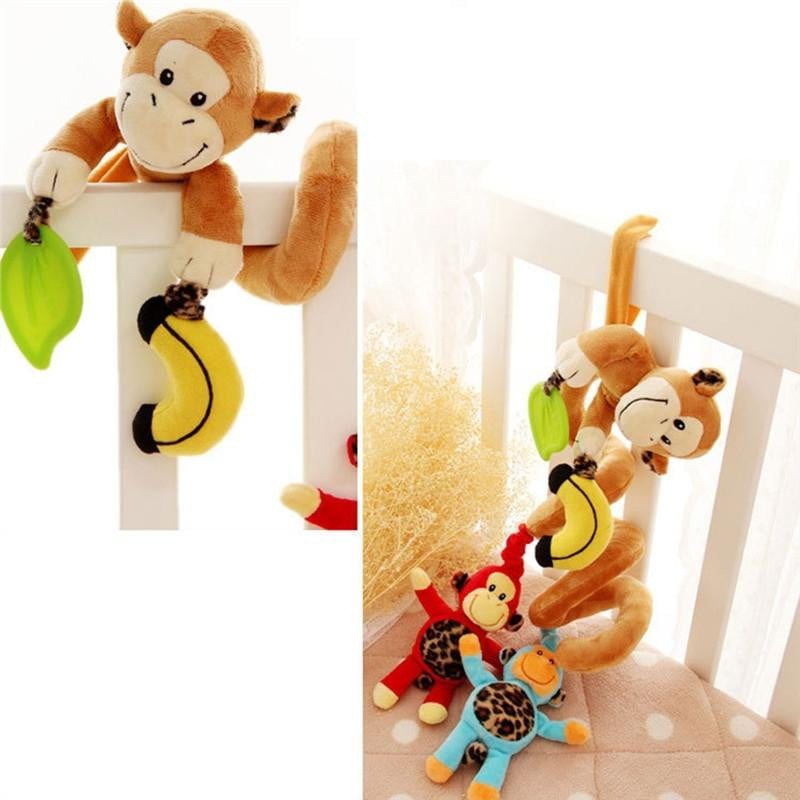 Cute Monkey Design Infant Baby Toy