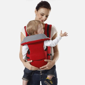 0-36 Months Baby Backpack Sling  Face to Face Mummy Kangaroo Wrap Bag Ergonomic Multifunctional Front Facing Infant Baby Carrier - ourkids-shop