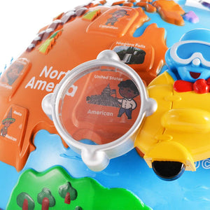Globe Study Game Toy Electronic Learning Toys for Kids - OurKids.Shop