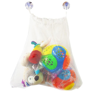 Fashion Baby Bath Bathtub Toy Mesh Net Storage Bag Organizer Holder Bathroom - ourkids-shop
