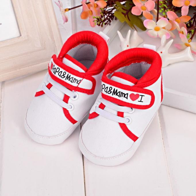 Baby Infant Kid Boy Girl Soft Sole Canvas Sneaker Toddler Shoes - OurKids.Shop