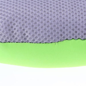 Baby Shower Portable Air Cushion Bed Babies Infant Baby Bath Pad Non-Slip Bathtub Mat NewBorn Safety Security Bath Seat - ourkids-shop