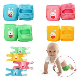 Summer Baby Learn to Walk Knee Protector Baby Knee Pads for Crawling Drop Resistance - OurKids.Shop