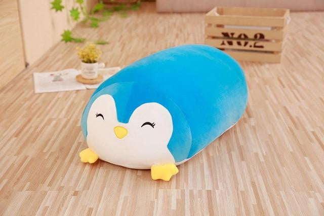 Soft Animal Cartoon Pillow Cushion Cute Fat  Dog Cat Totoro Penguin Pig Frog Plush Toy Stuffed Lovely kids Birthyday Gift - ourkids-shop