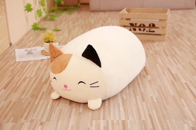 Soft Animal Cartoon Pillow Cushion Cute Fat  Dog Cat Totoro Penguin Pig Frog Plush Toy Stuffed Lovely kids Birthyday Gift - OurKids.Shop