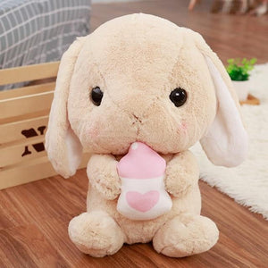Cute Rabbit Dolls Classical soft Plush Bunny Rabbit Toy  Loppy rabbit  Plush Pillow for Kids Friend Girls - ourkids-shop