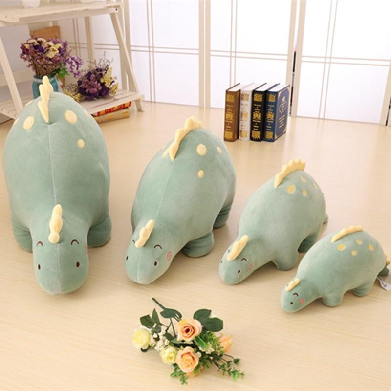 Cute Plush Dinosaur Pillow Stuffed Animals Soft Doll Dinosaur Plush Toys - ourkids-shop