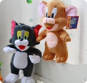 Tom and Jerry Plush Animal Toy