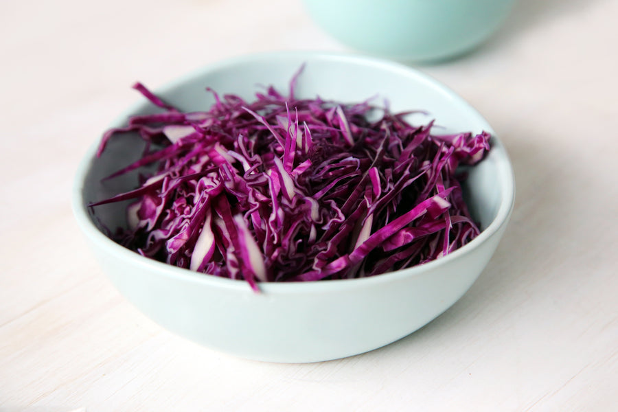 Lovely Customer Barbara's Dutch Red Cabbage