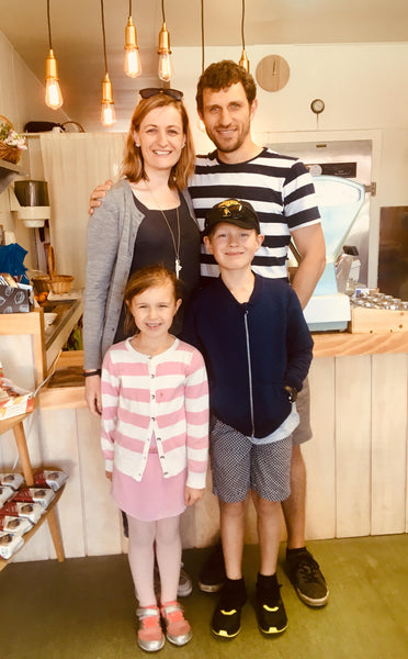 James & Anneke's Low Carb Family