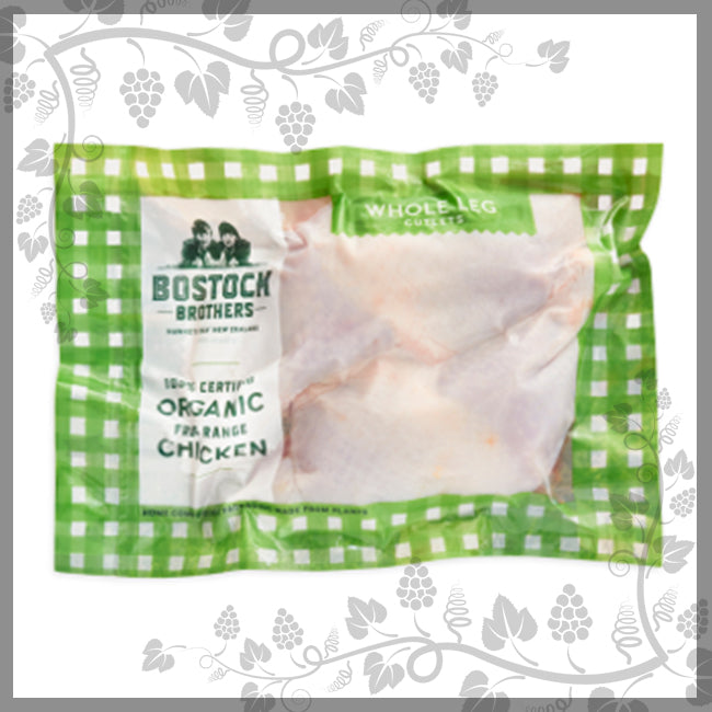 SKIN ON CHICKEN BREASTS (2 PACK )