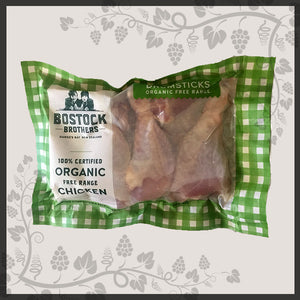 Chicken Drumsticks 1kg - Bostock Bros