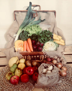 Bounty Box $40 Organic Fruit & Veges