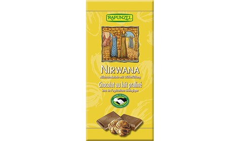 Milk Chocolate Nirvana Nut Truffle 36% Cocoa