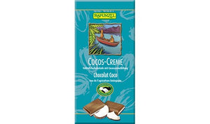 Milk Chocolate with Coconut Creme 36% Cocoa