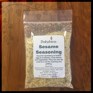 Dakshina Sesame Seasoning