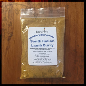 Dakshina South Indian Lamb Curry
