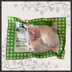 Chicken Whole Legs (2 PACK) - Bostock Bros