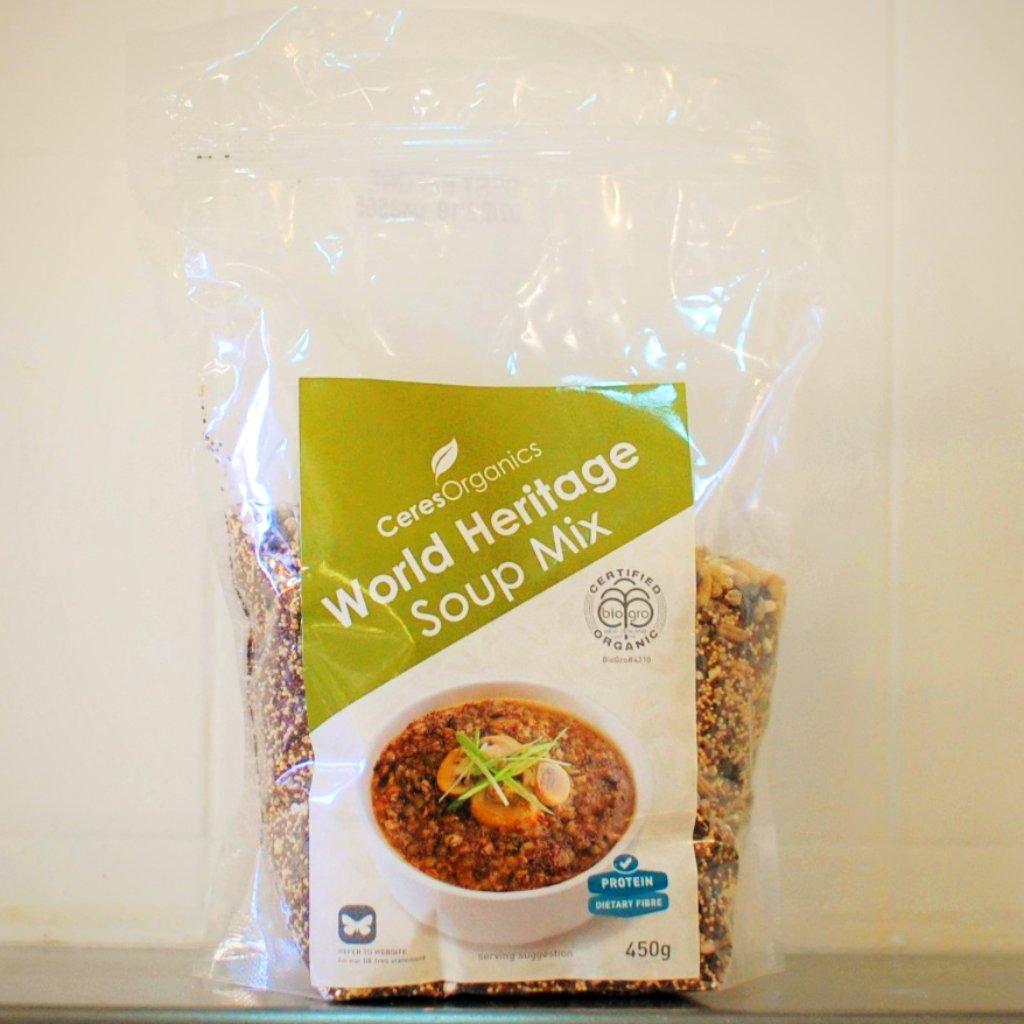 World Heritage Soup Mix