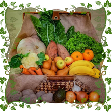 Load image into Gallery viewer, Bounty Box $40 Organic Fruit & Veges