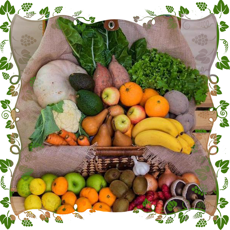 Bounty Box $70 Fruit & Veges