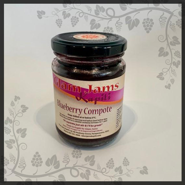 Blueberry Compote -Regular 225g