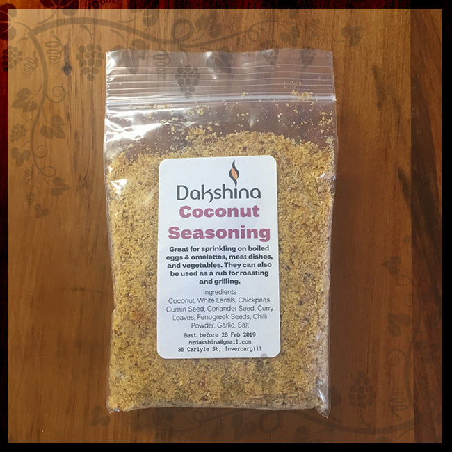 Dakshina Coconut Seasoning