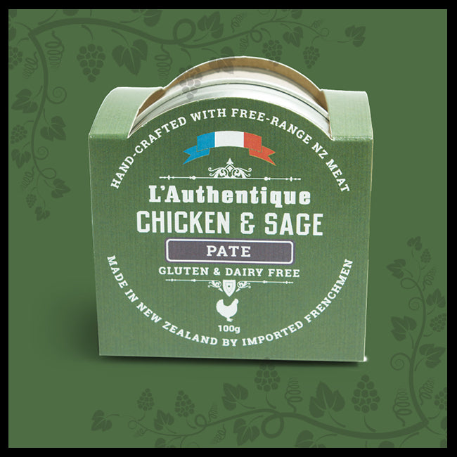 Pate Chicken & Sage - L'Authentique