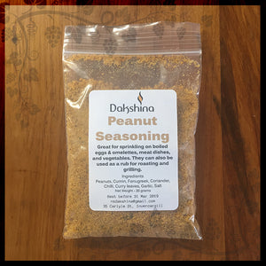 Dakshina Peanut Seasoning
