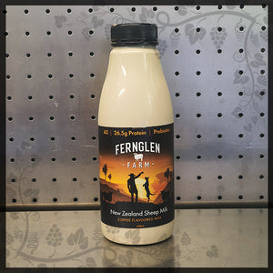 Sheep Milk Prebiotic Coffee Flavoured