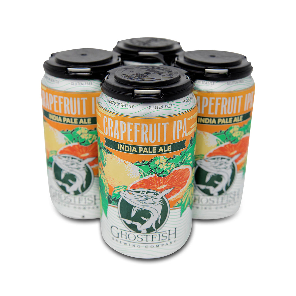Ghostfish Grapefruit IPA 4 Pack