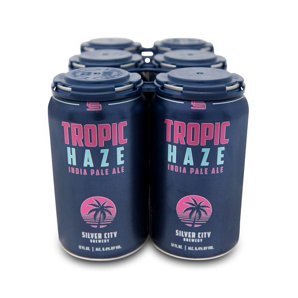 Silver City Tropic Haze IPA