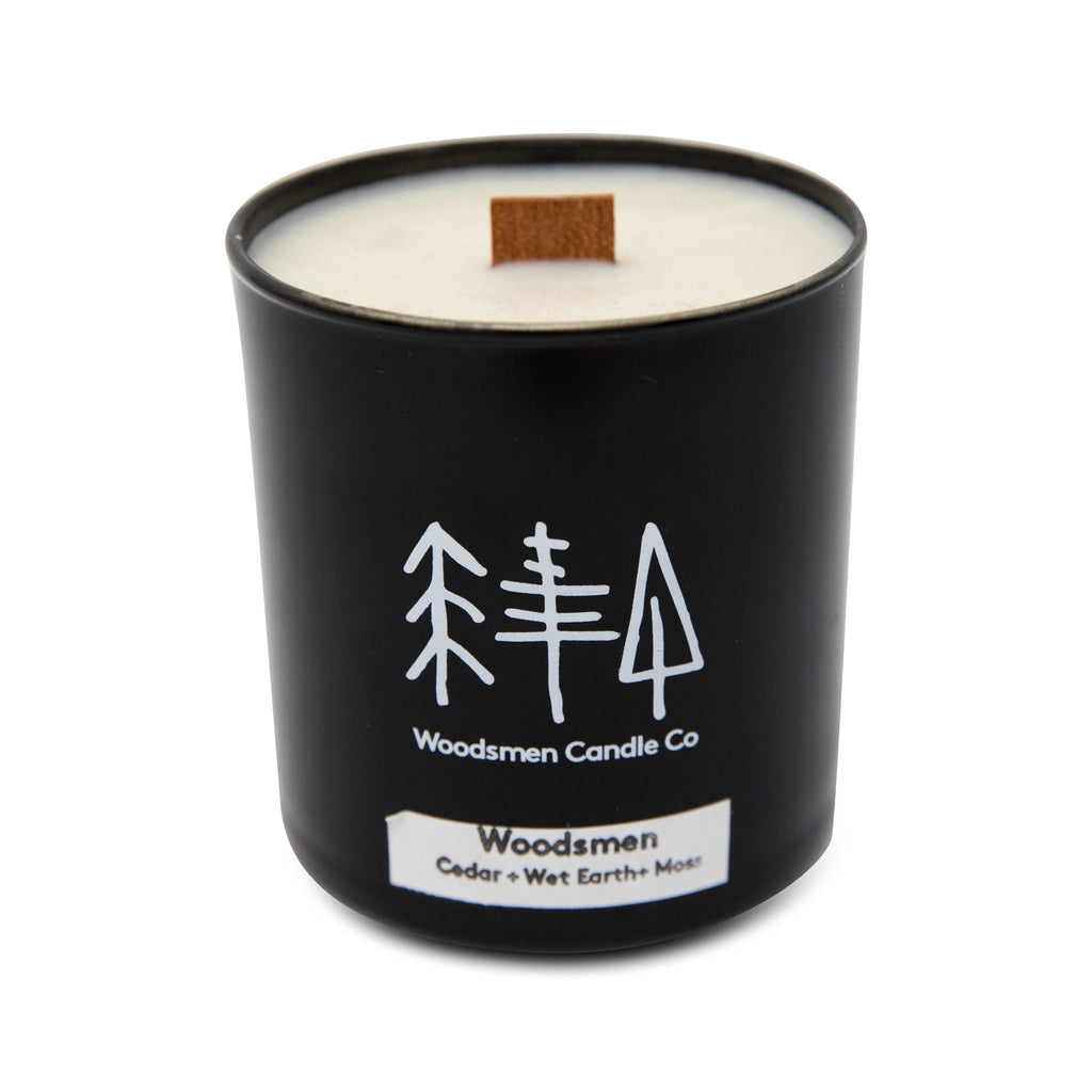 Woodsmen Candle - Woodsmen