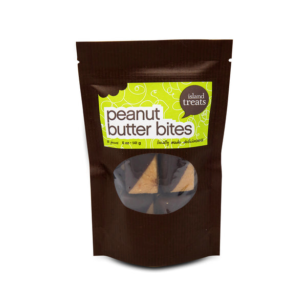 Island Treats Peanut Butter Bites