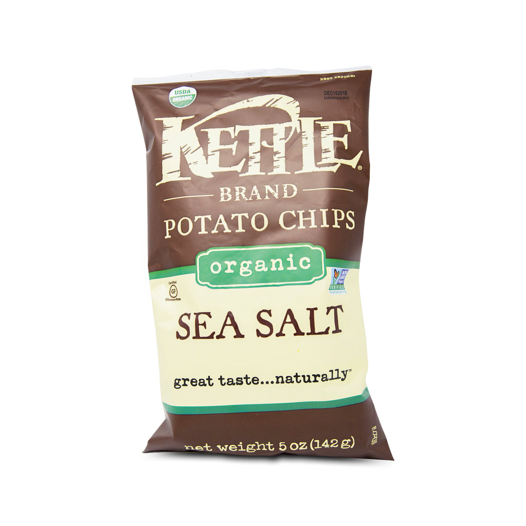 Kettle Sea Salt Chips large