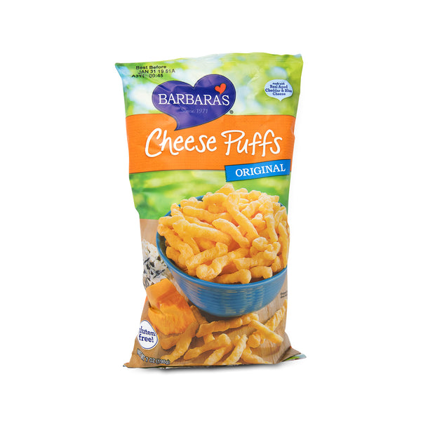 Barbara's Cheese Puffs 2 Varieties