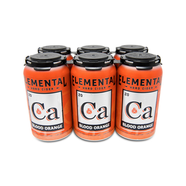 Calcium Blood Orange Cider
