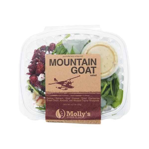 Molly's Mountain Goat Salad