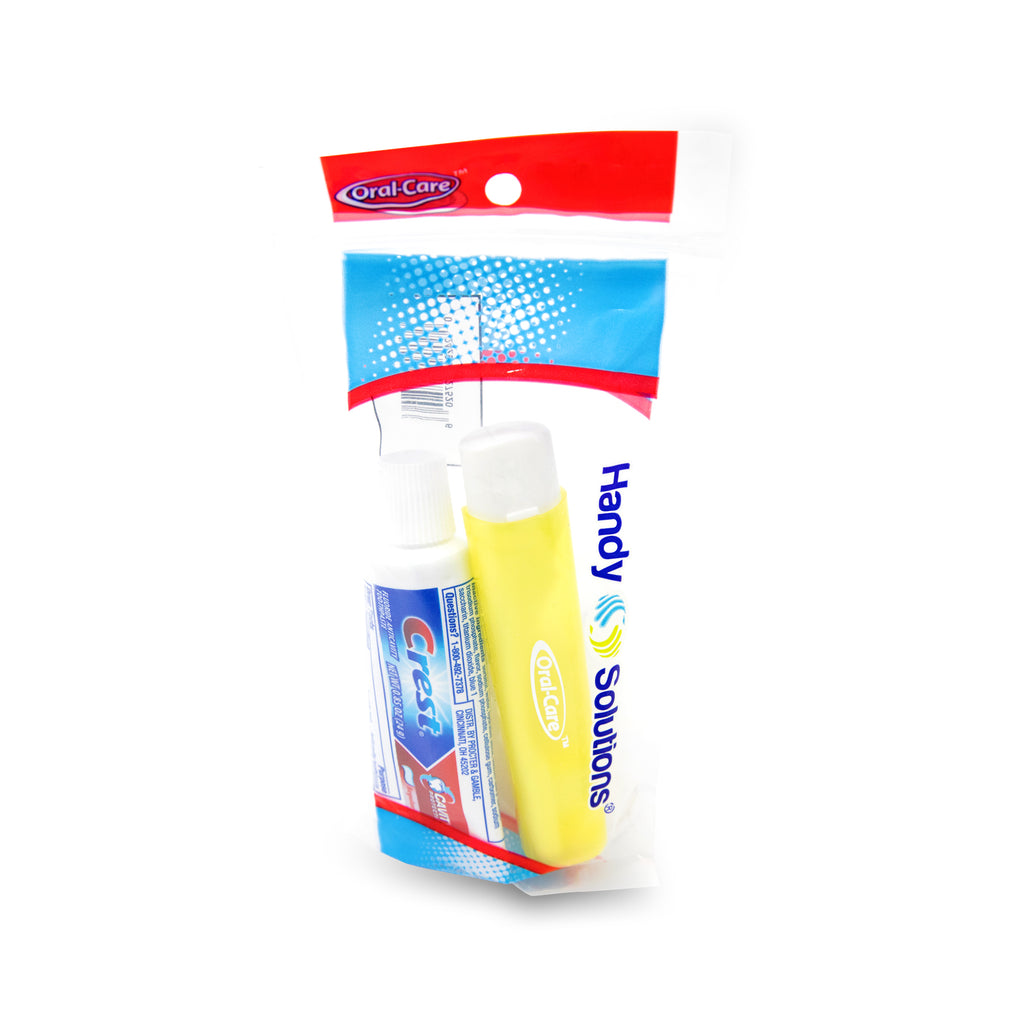Crest Travel Toothcare Pack