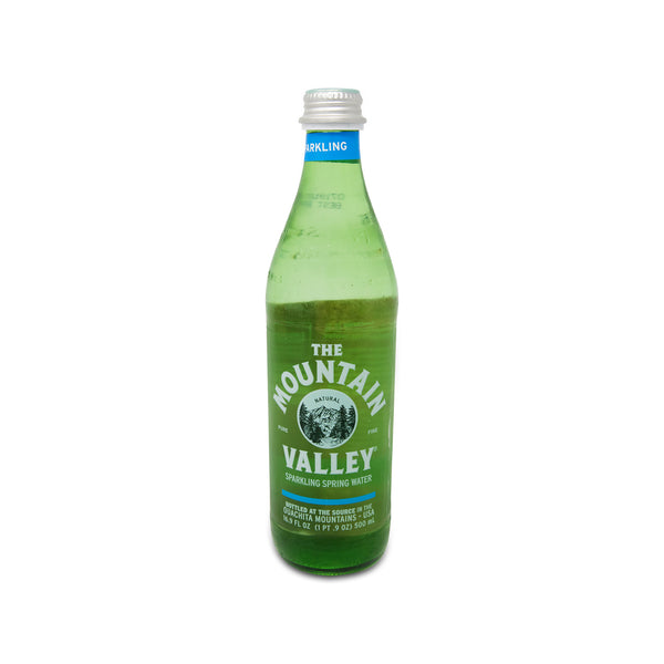 Mountain Valley Sparkling Spring Water - 500ml