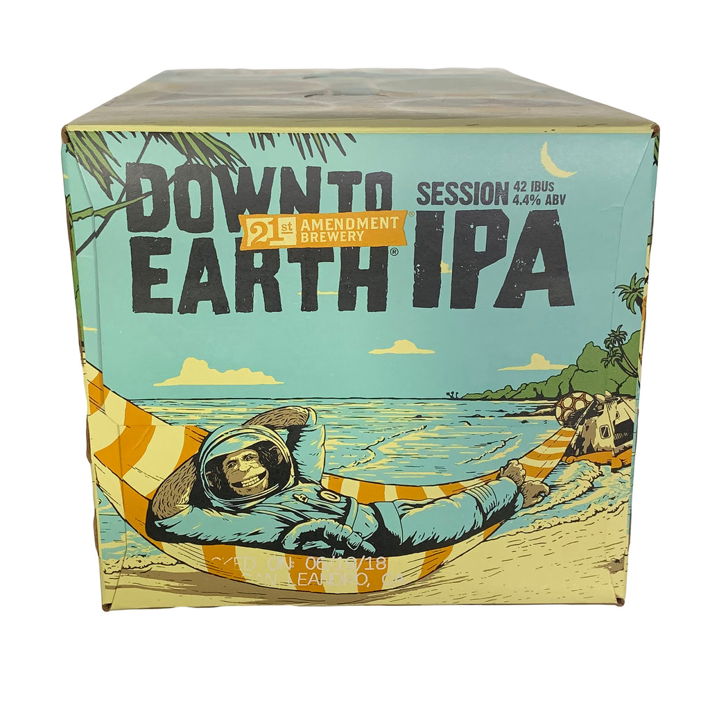 21st Amendment - Down To Earth Session IPA