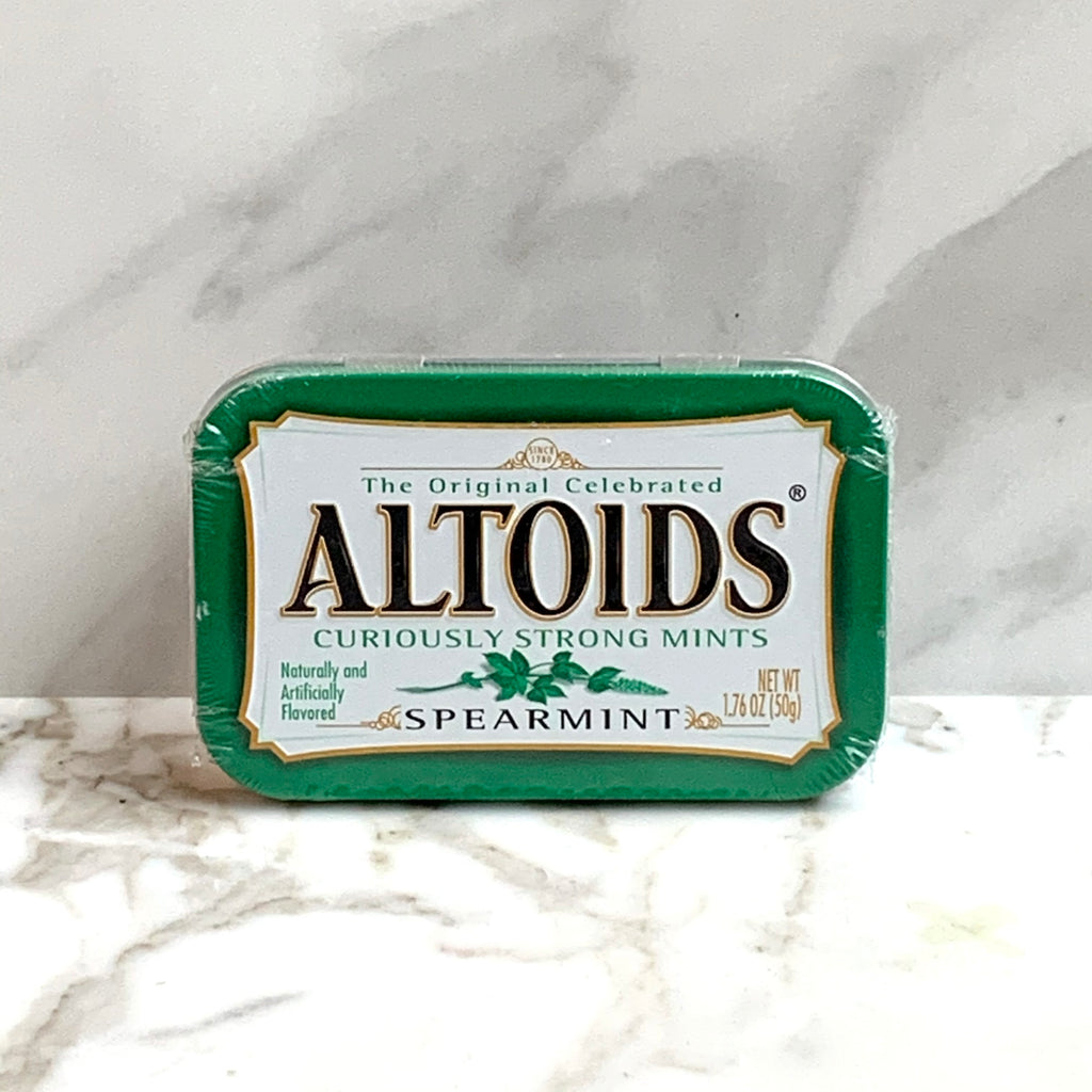 Altoids Mint Tin