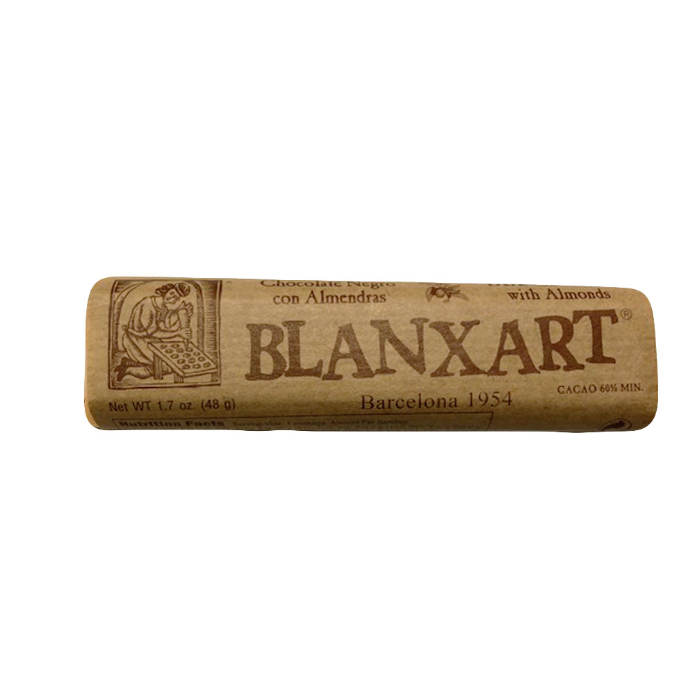 Blanxart Chocolate Negro Bar - 1.7oz