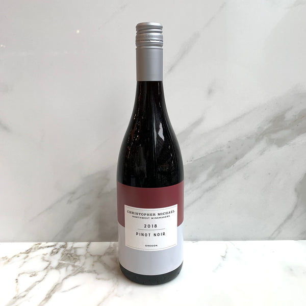 Christopher Michael Pinot Noir