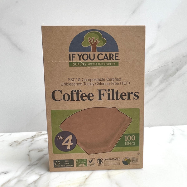 IYC Coffee Filters - #2