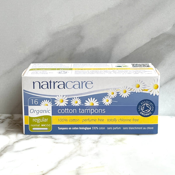 Natracare Regular Tampons