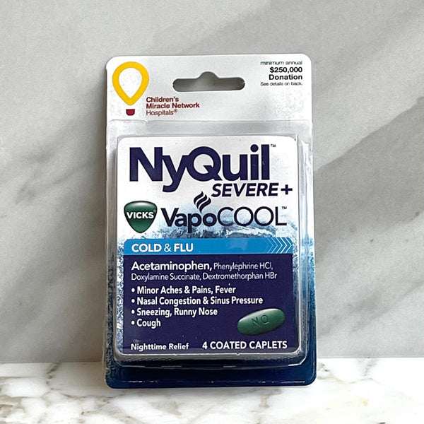 Nyquil Severe - Single Serving